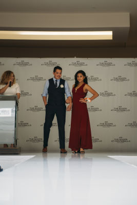 alberto martinez in Prom Preview Runway Show for Outstanding Local Students at The Shops at Montebello