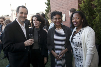 michelle byrd in Picture Motion's Impact Film Party at the Tribeca Film Festival