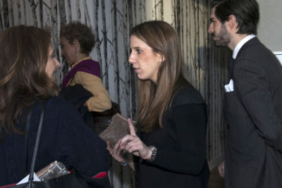 wendy ettinger in Picture Motion's Impact Film Party at the Tribeca Film Festival