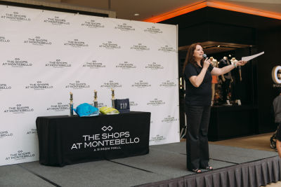 marida petitjean in The Shops at Montebello Diaper Derby Event 2016