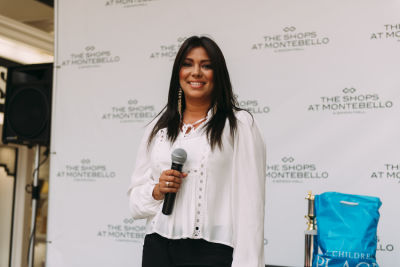 melissa martinez in Inside The Shops At Montebello Diaper Derby Event