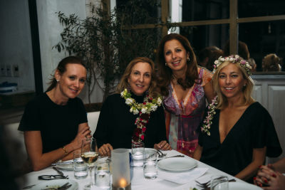 karine ohana in Ohana & Co Success for Progress Dinner