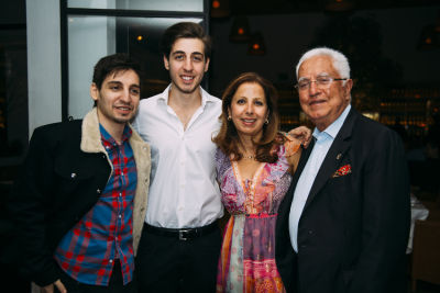 benjamin gabbay in Ohana & Co Success for Progress Dinner