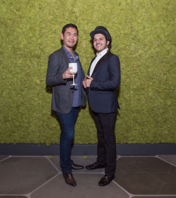 alexander ali in VIP Preview of The Camden Lifestyle at Hollywood + Vine