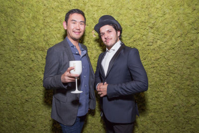 leonard kim in VIP Preview of The Camden Lifestyle at Hollywood + Vine