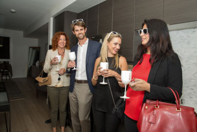 katy mclaughlin in VIP Preview of The Camden Lifestyle at Hollywood + Vine