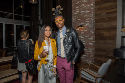 quentin thrash in VIP Preview of The Camden Lifestyle at Hollywood + Vine