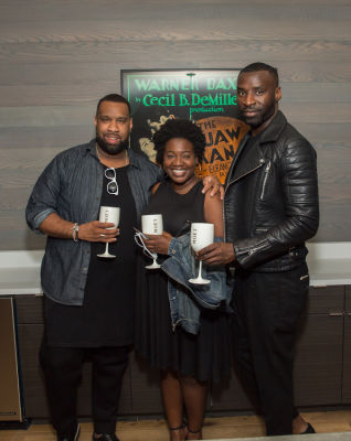 wayman bannerman in VIP Preview of The Camden Lifestyle at Hollywood + Vine