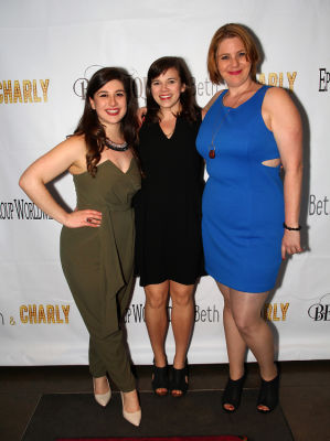 hannah vaughn in Beth & Charly's Premiere Party