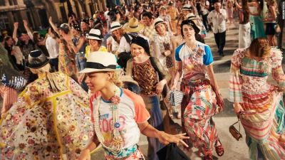 Chanel Goes To Cuba ( & Puts A Castro On The Catwalk)