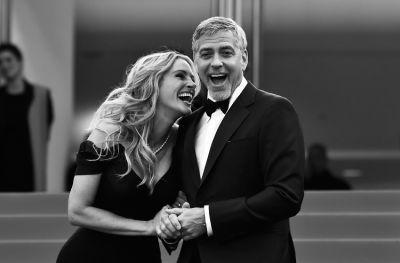 Julia Roberts, George Clooney