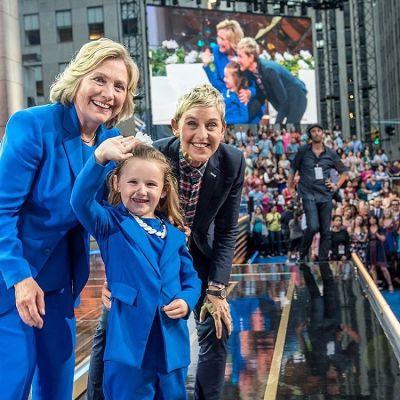 Hillary Clinton, Ellen