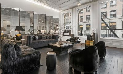 Step Inside Alexander Wang's $3.75 Million Tribeca Loft