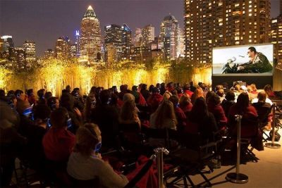 Movies Under The Stars: Your Guide To Rooftop Screenings In NYC