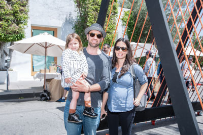 sienna campbell in West Hollywood Design District A Street Af(fair)
