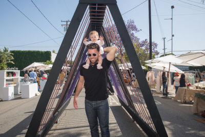 stenn parton in West Hollywood Design District A Street Af(fair)