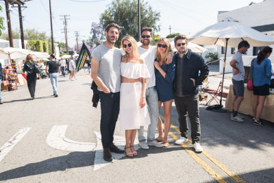 jessie groveman in West Hollywood Design District A Street Af(fair)