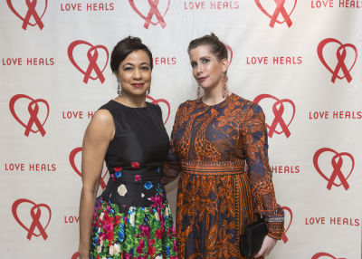 debbie silverman in Love Heals Gala 2016