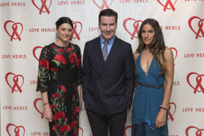 tabitha simmons in Love Heals Gala 2016