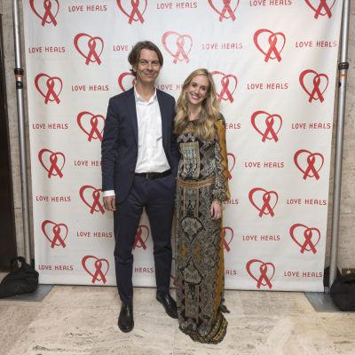 rachelle hurska in Love Heals Gala 2016