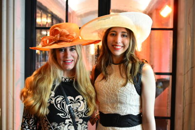 alexandra fairweather in New York Philanthropist Michelle-Marie Heinemann hosts 7th Annual Bellini and Bloody Mary Hat Party sponsored by Old Fashioned Mom Magazine