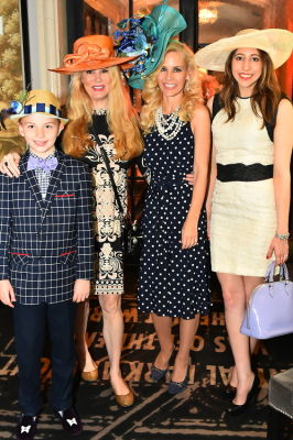 jen bawden in New York Philanthropist Michelle-Marie Heinemann hosts 7th Annual Bellini and Bloody Mary Hat Party sponsored by Old Fashioned Mom Magazine
