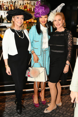 pamela morgan in New York Philanthropist Michelle-Marie Heinemann hosts 7th Annual Bellini and Bloody Mary Hat Party sponsored by Old Fashioned Mom Magazine