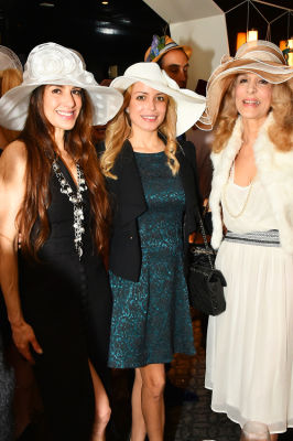 lori snyder in New York Philanthropist Michelle-Marie Heinemann hosts 7th Annual Bellini and Bloody Mary Hat Party sponsored by Old Fashioned Mom Magazine
