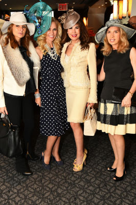 lauren lawrence in New York Philanthropist Michelle-Marie Heinemann hosts 7th Annual Bellini and Bloody Mary Hat Party sponsored by Old Fashioned Mom Magazine