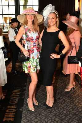 consuelo vanderbilt-costin in New York Philanthropist Michelle-Marie Heinemann hosts 7th Annual Bellini and Bloody Mary Hat Party sponsored by Old Fashioned Mom Magazine