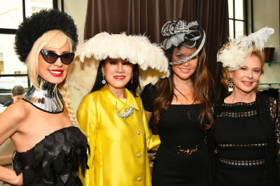 tracy stern in New York Philanthropist Michelle-Marie Heinemann hosts 7th Annual Bellini and Bloody Mary Hat Party sponsored by Old Fashioned Mom Magazine