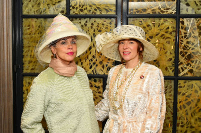 sam dahdal in New York Philanthropist Michelle-Marie Heinemann hosts 7th Annual Bellini and Bloody Mary Hat Party sponsored by Old Fashioned Mom Magazine