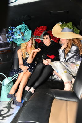 rosemary ponzo in New York Philanthropist Michelle-Marie Heinemann hosts 7th Annual Bellini and Bloody Mary Hat Party sponsored by Old Fashioned Mom Magazine
