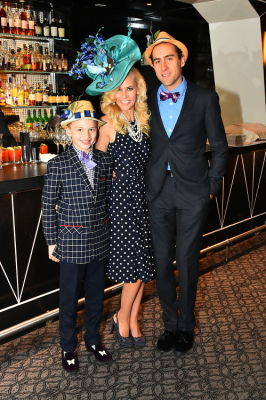 hudson heinemann in New York Philanthropist Michelle-Marie Heinemann hosts 7th Annual Bellini and Bloody Mary Hat Party sponsored by Old Fashioned Mom Magazine