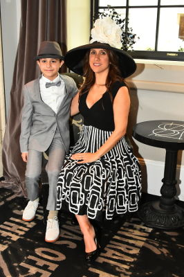 stephani mulcahy in New York Philanthropist Michelle-Marie Heinemann hosts 7th Annual Bellini and Bloody Mary Hat Party sponsored by Old Fashioned Mom Magazine