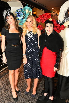 rosemary ponza in New York Philanthropist Michelle-Marie Heinemann hosts 7th Annual Bellini and Bloody Mary Hat Party sponsored by Old Fashioned Mom Magazine