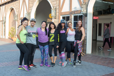 soraya maman in  Zumba and Yoga at LA Mother