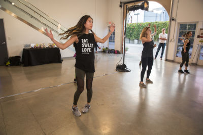 faith xue in  Zumba and Yoga at LA Mother