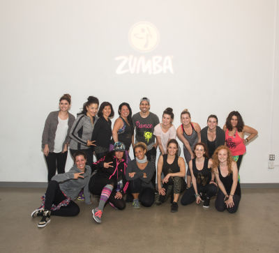 jhon gonzalez in  Zumba and Yoga at LA Mother