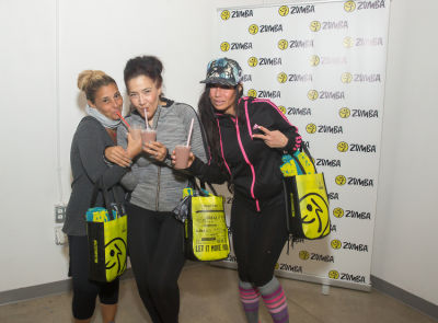 gena kim in  Zumba and Yoga at LA Mother