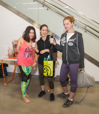 jill anenberg-lawrence in  Zumba and Yoga at LA Mother