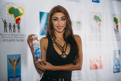 angela torres in Humans for Humanity WLWG Red Carpet Soiree