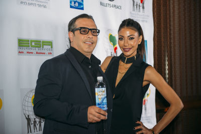 tatiania eriksen in Humans for Humanity WLWG Red Carpet Soiree