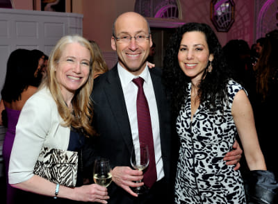 bari goldmacher in ArtsConnection 2016 Benefit Celebration