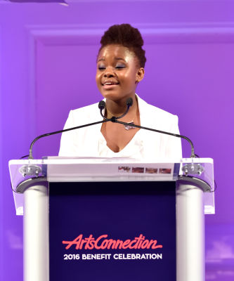shanalda johnson in ArtsConnection 2016 Benefit Celebration