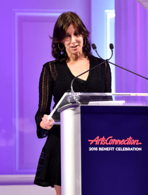 lisa plepler in ArtsConnection 2016 Benefit Celebration