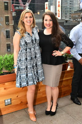 lauren stiffelman in The 2016 HAVEN Rooftop Opening Season Event