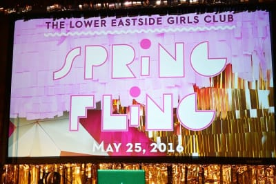 The Lower Eastside Girls Club 2016 SPRING FLING