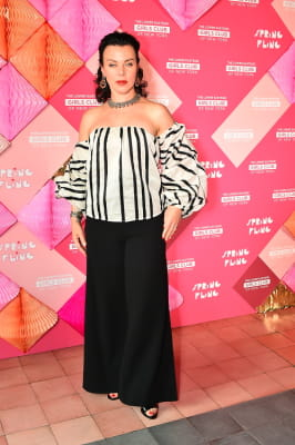 debi mazar in The Lower Eastside Girls Club 2016 SPRING FLING