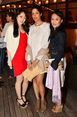 debby wang in LDV Hospitality & Esquire Summer Kick-Off Party at Gurney's Montauk